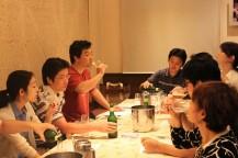 2011年9月ディボディバ ワイン勉強会1