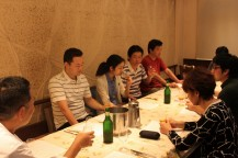 2011年9月ディボディバ ワイン勉強会2