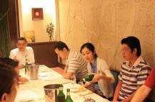 2011年9月ディボディバ ワイン勉強会3