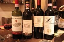2011年9月ディボディバ ワイン勉強会のワイン